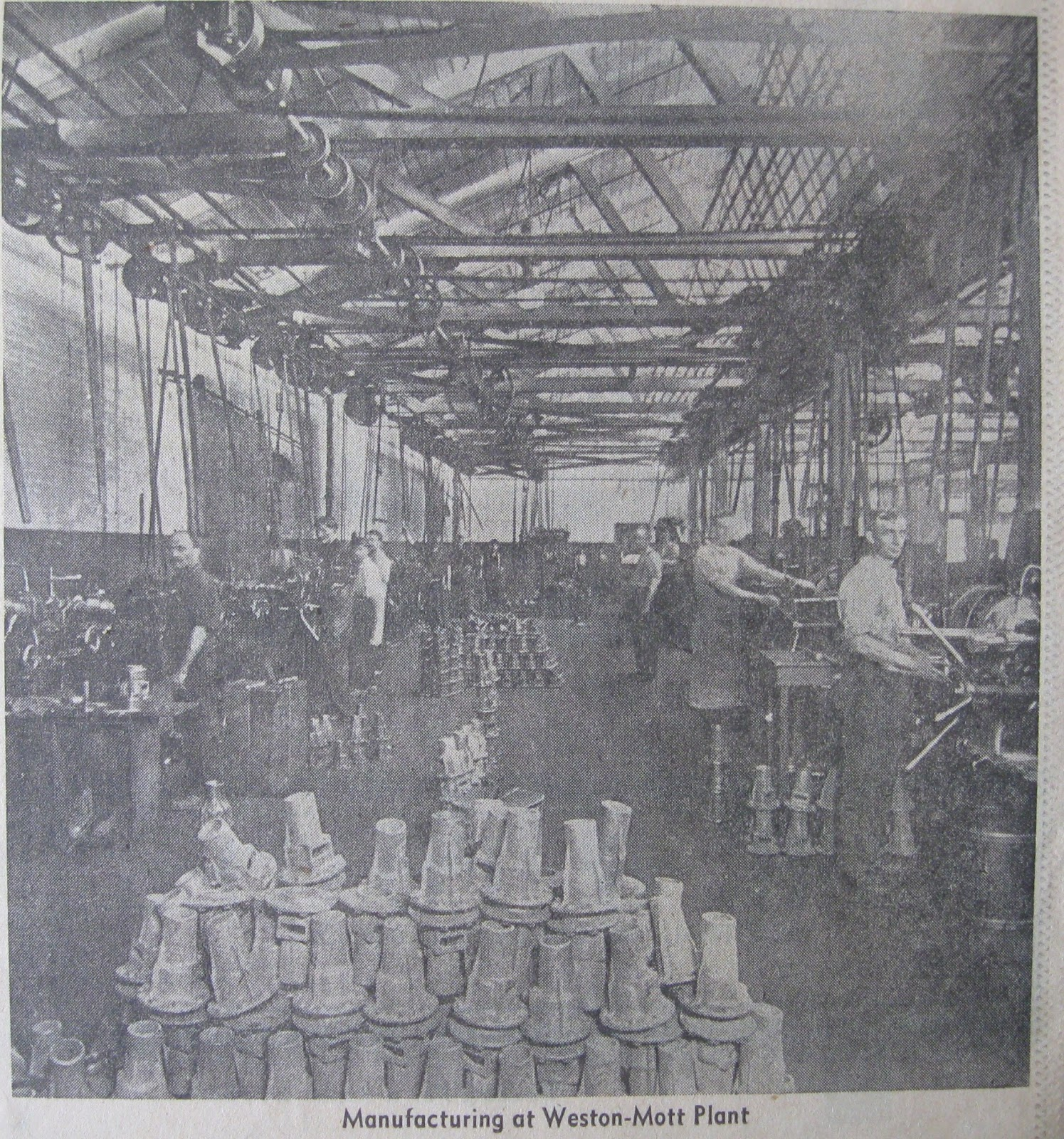 General motors 50th anniversary buick factory history for History of general motors