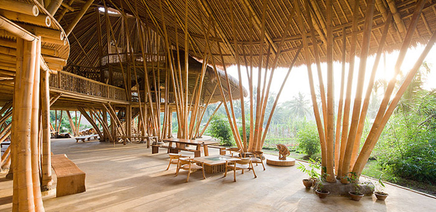 Bamboo Nature Longue Hotel Architecture Design