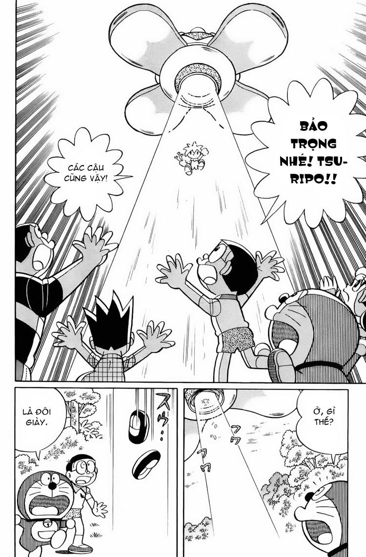 Truyện tranh Doraemon Dài Tập 25 - Nobita và truyền thuyết thần rừng trang 228