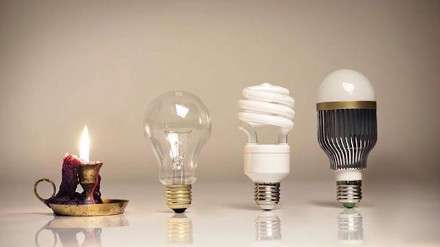 lâmpadas - Museu da Lâmpada