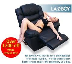 lazy boy chair