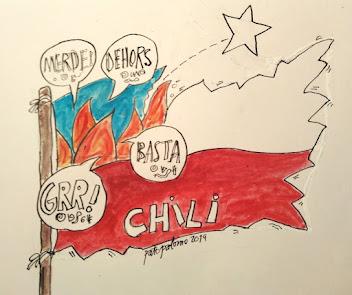 EN MARCHE FORCÉE / «LA GROGNE AU CHILI »