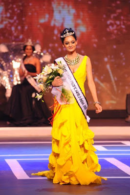Miss Asia World India 2011 Winner Tanvi Singla
