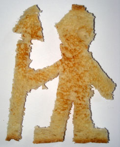 Toast Soldier