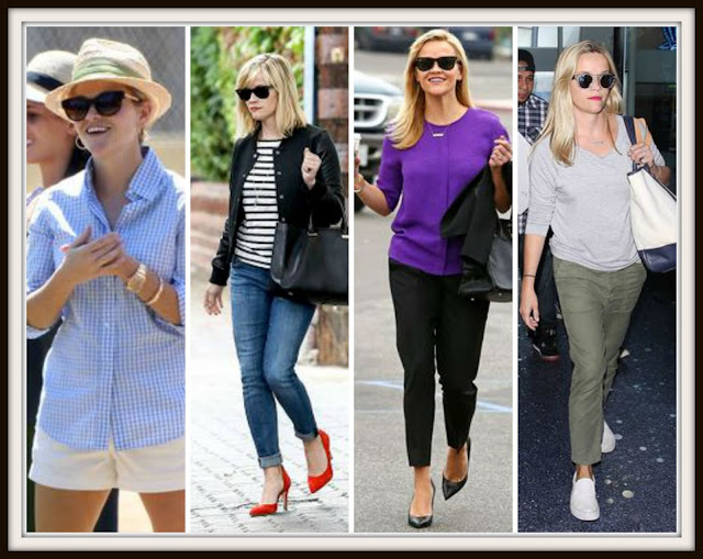 Reece Witherspoon Style