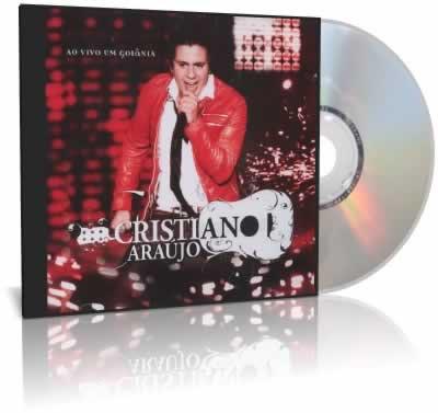CD Cristiano Araújo Ao Vivo em Goiânia 2012