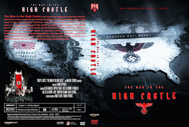 Capa DVD The Man In The High Castle Season 1