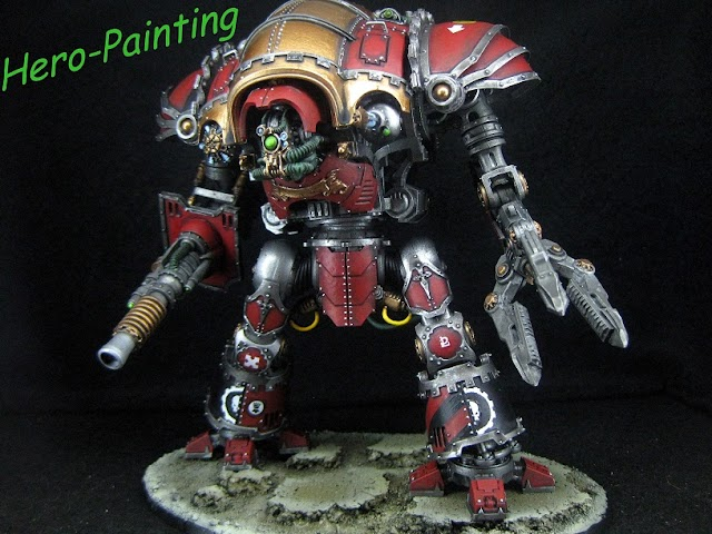 What's On Your Table: Imperial Knight