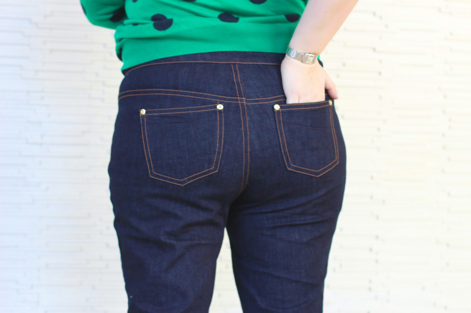 Closet Case Files Ginger Jeans view B