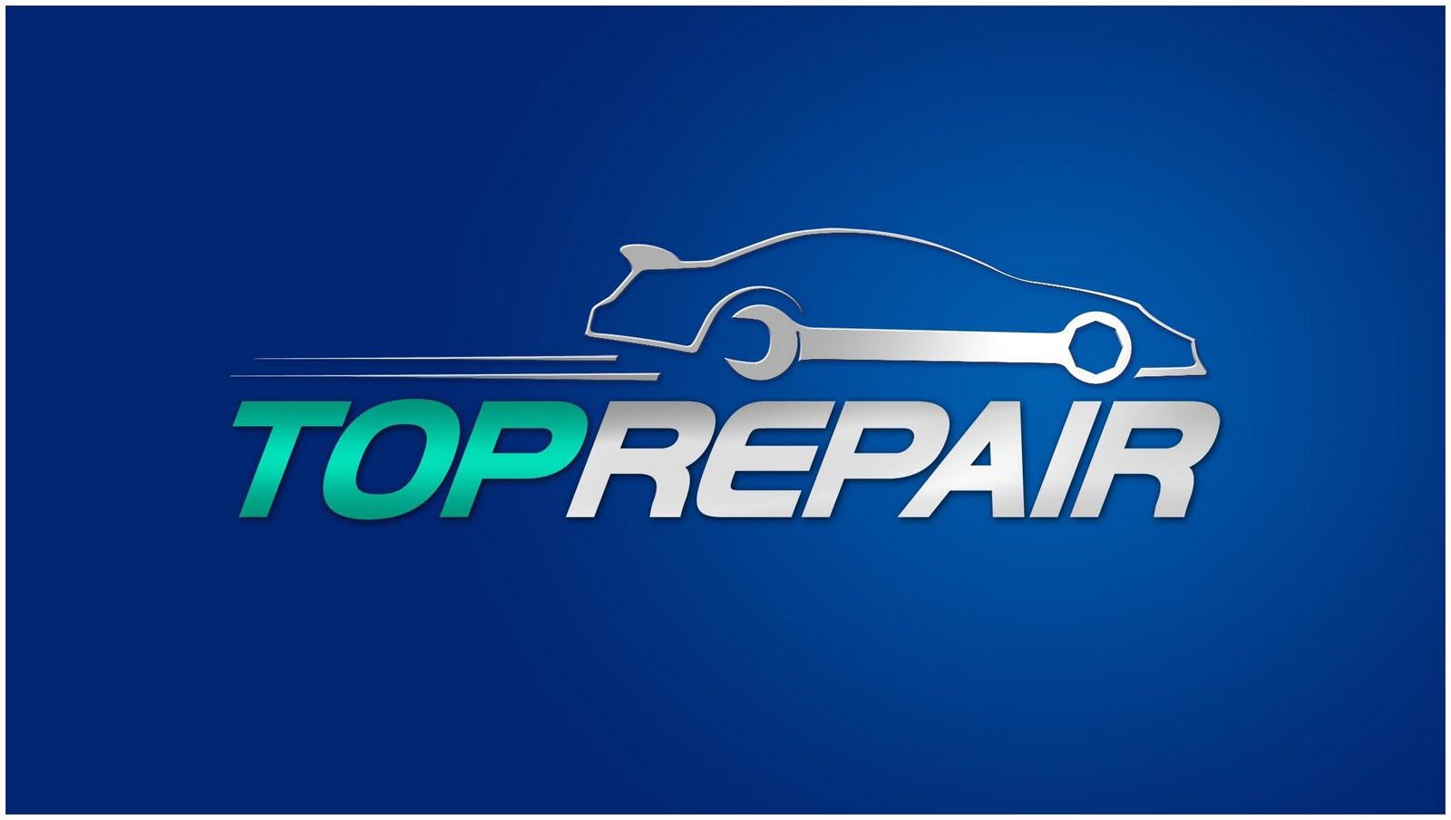 Logo TOP REPAIR - Oficina automotiva