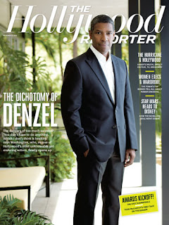 Denzel Washington on The Hollywood Reporter