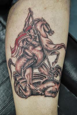 Sao Jorge Tatuagem