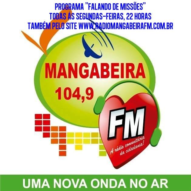 """Programa """"FALANDO DE MISSÕES"""""""