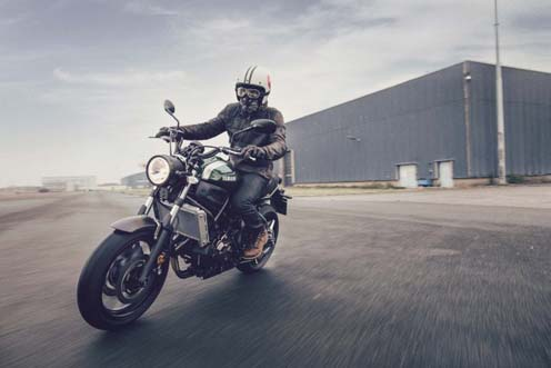 Yamaha XSR700 Review and Price