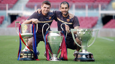 Vilanova ya es parte de la historia del Barcelona
