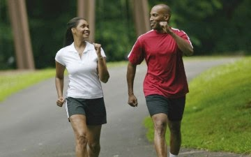 Exercising for stress management