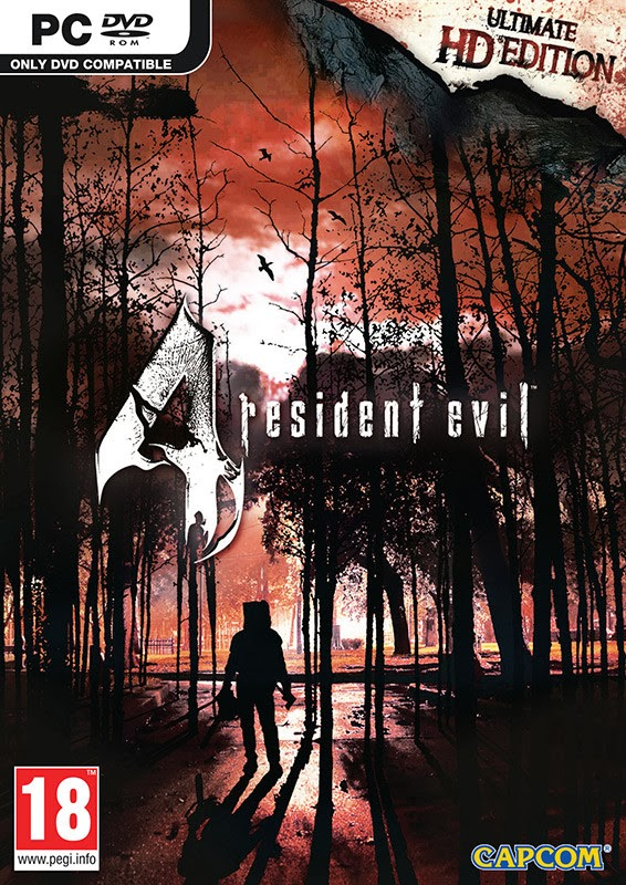 Resident Evil 4 Ultimate HD Edition PC Game Direct Download