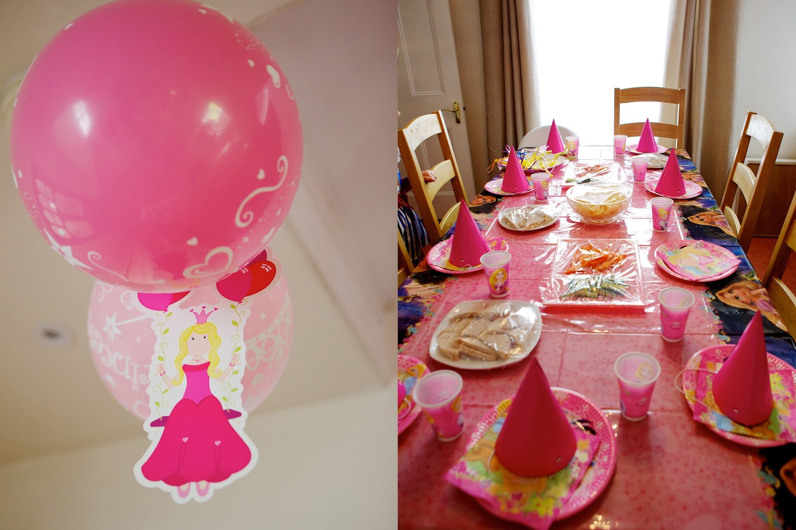 Graces 4th Birthday - Planning a Rapunzel Party...! - Keeping it ...