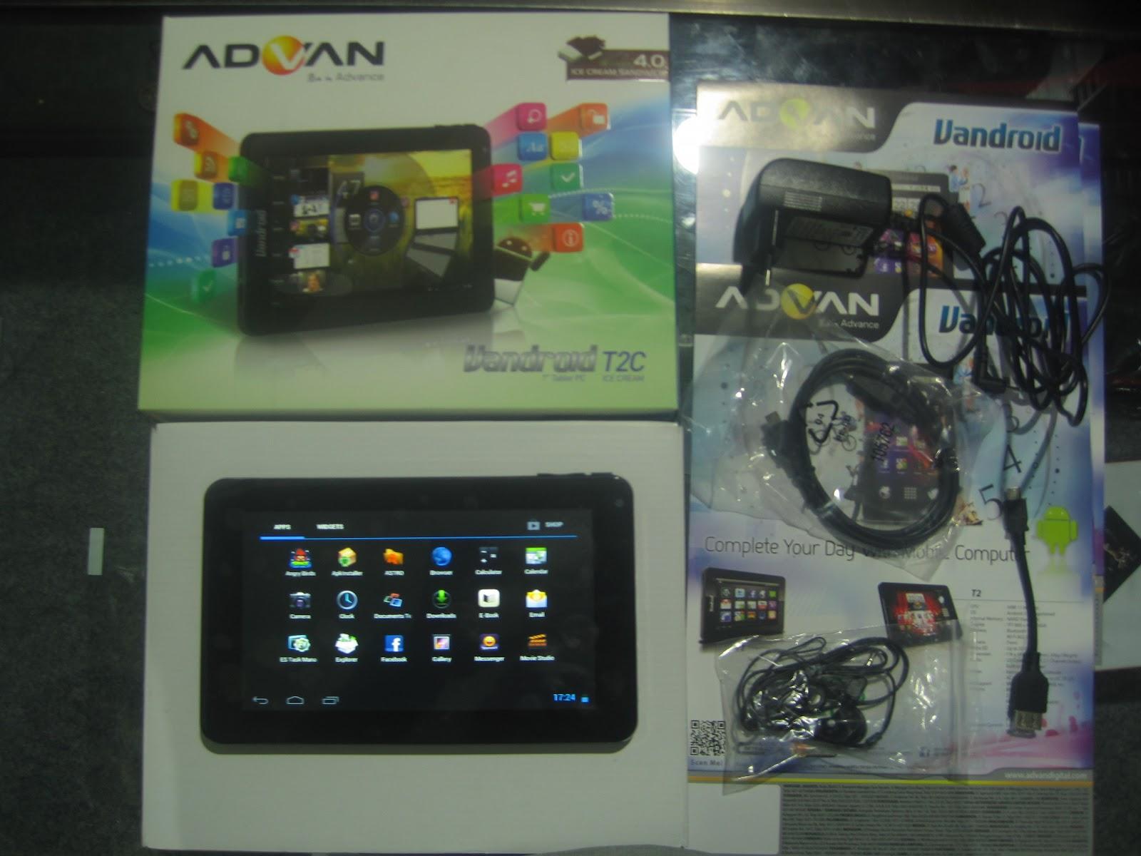 Tablet Murah Advan T2Ci cuma 799 ribu PROMO Hari ini