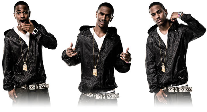 big sean album artwork. too fake ig sean album cover