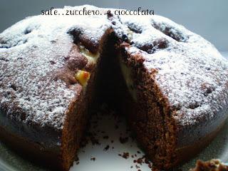 torta nua al cioccolato...