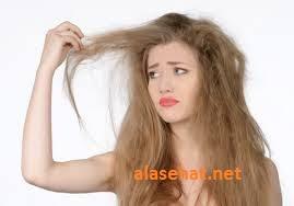 rambut tak sehat