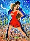 Salsa sota un mantell d'estrelles amb reflexos de Van Gogh (Toni Arencón Arias)