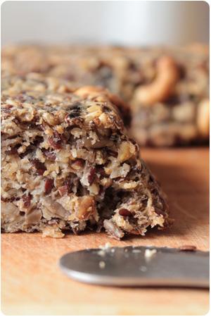 Körner-Nuss-Brot - ohne Kneten