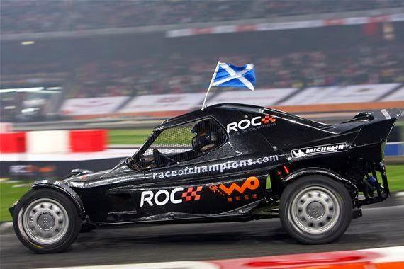 David Coulthard ROC 2014