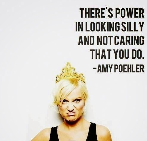 Wise Words From Amy Poehler