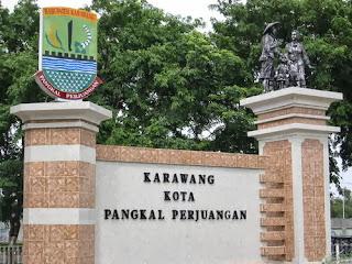 Sejarah singkat tetang kabupaten karawang