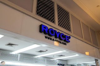 Royce Chocolates in Rockwell