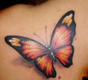 Tatuagens Tridimensionais