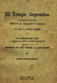 El tempe argentino (Marcos Sastre)