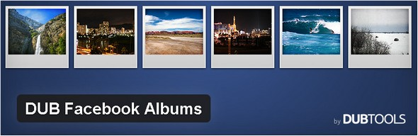 DUB Facebook Albums Plugin