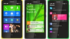 Nokia X Flash file collection