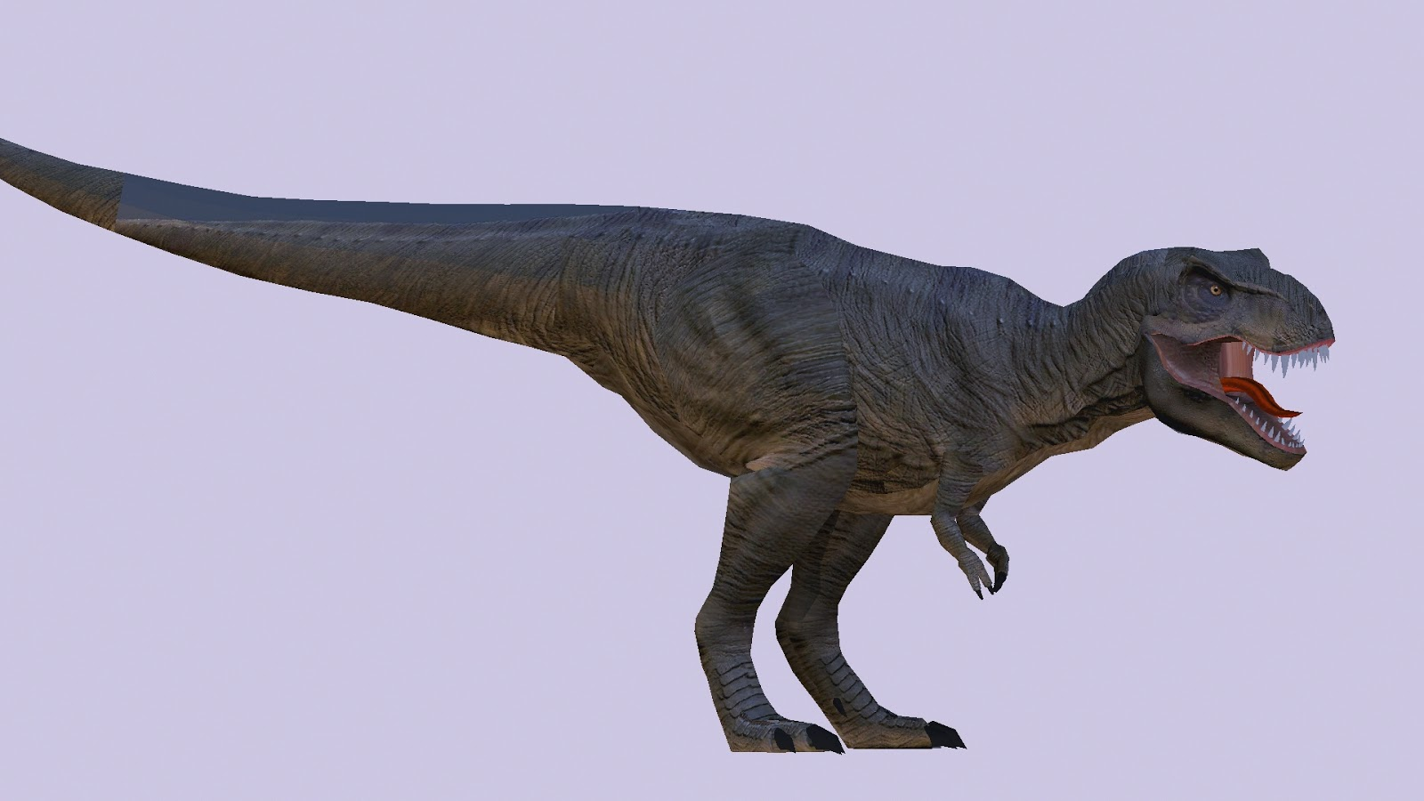 Alejandr0 tyrannosaurus rex wip for Tyrannosaurus
