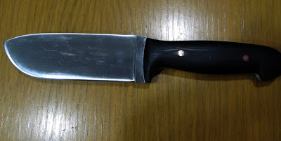 fixed blade knife from Brian Davis