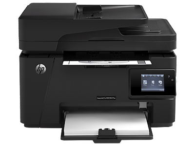 download driver HP LaserJet Pro MFP M127fw