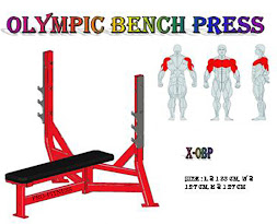 Olympic Bench Press REd