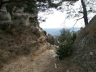 Portell al Serrat de Sant Isidre