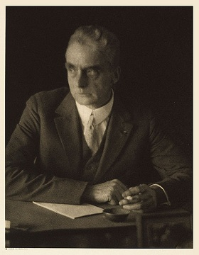 Arthur S. Hoffman in 1925