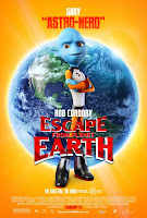 Escape from Planet Earth Rob Corddry Poster