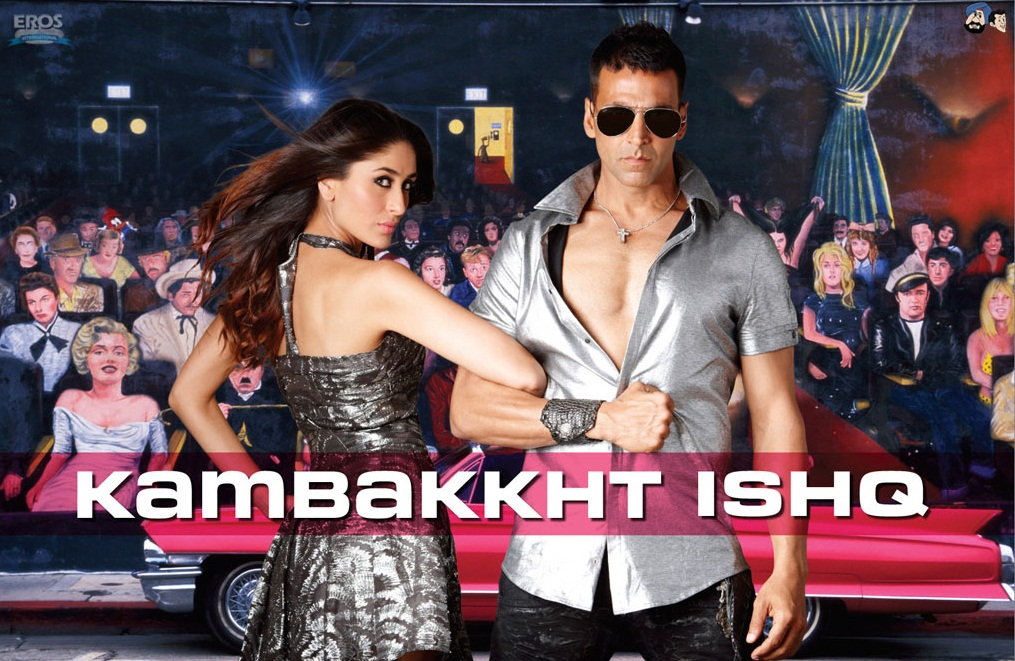 Kambakkht Ishq (2009) hindi movie watch online