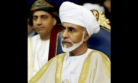 Sultan Qaboos back in Oman after months of treatment in Germany