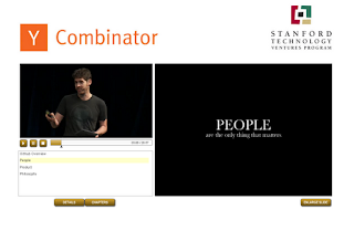 Live Webcast by ICV for StartUp School