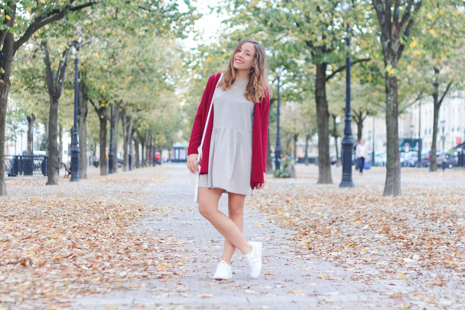 Tenue automne blog mode