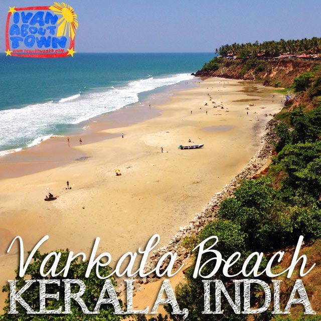 Varkala India  city photo : Varkala Beach in Kerala, India is not just paradise for those who love ...