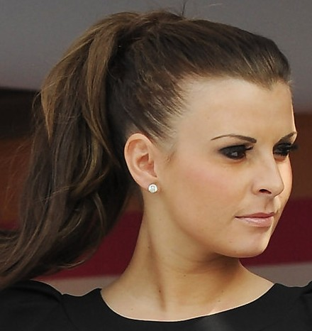 Long Straight Ponytail Hairstyles - celebrity Ponytail hairstyle ideas