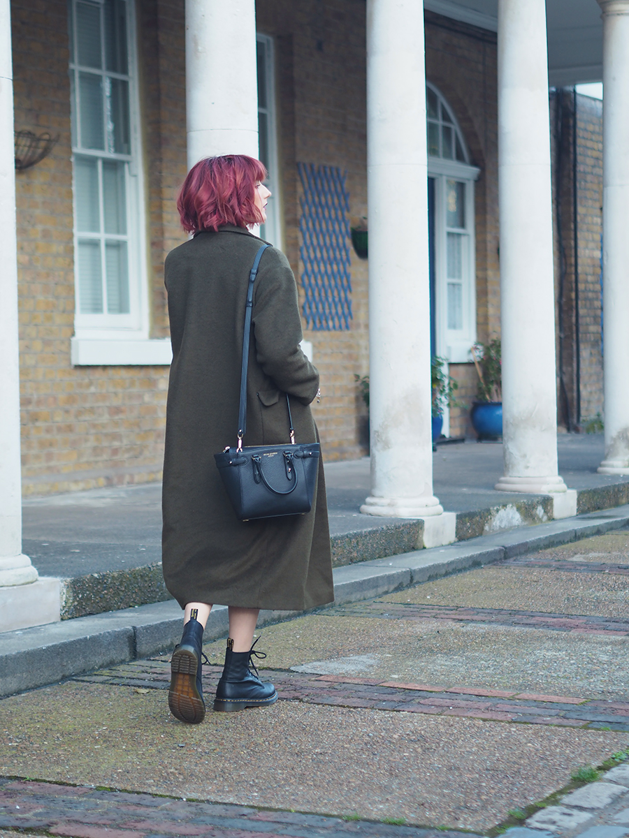Fashion and Style post by blogger Wonderful You. Featuring Topshop, Urban Outfitters and Dr Martens.
